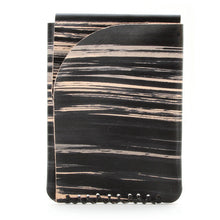 Load image into Gallery viewer, Made in usa veg tan slim wallet
