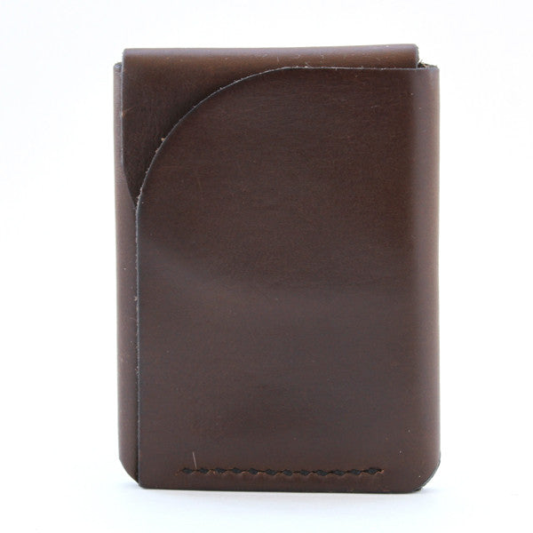 Horween chromexcel slim card wallet