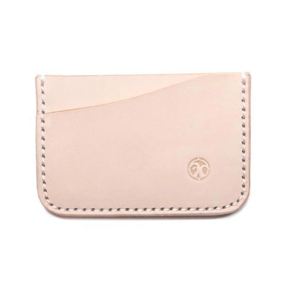 veg tan card holder