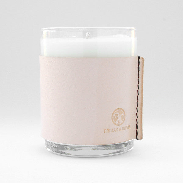 Yuzu citrus soy candle Large