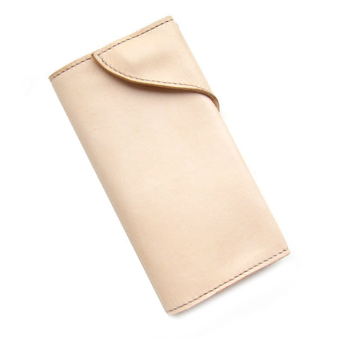 Veg Tan Long Wallet
