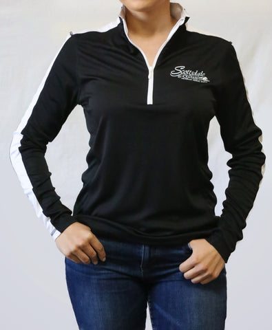 Women's Embroidered Softshell Jacket