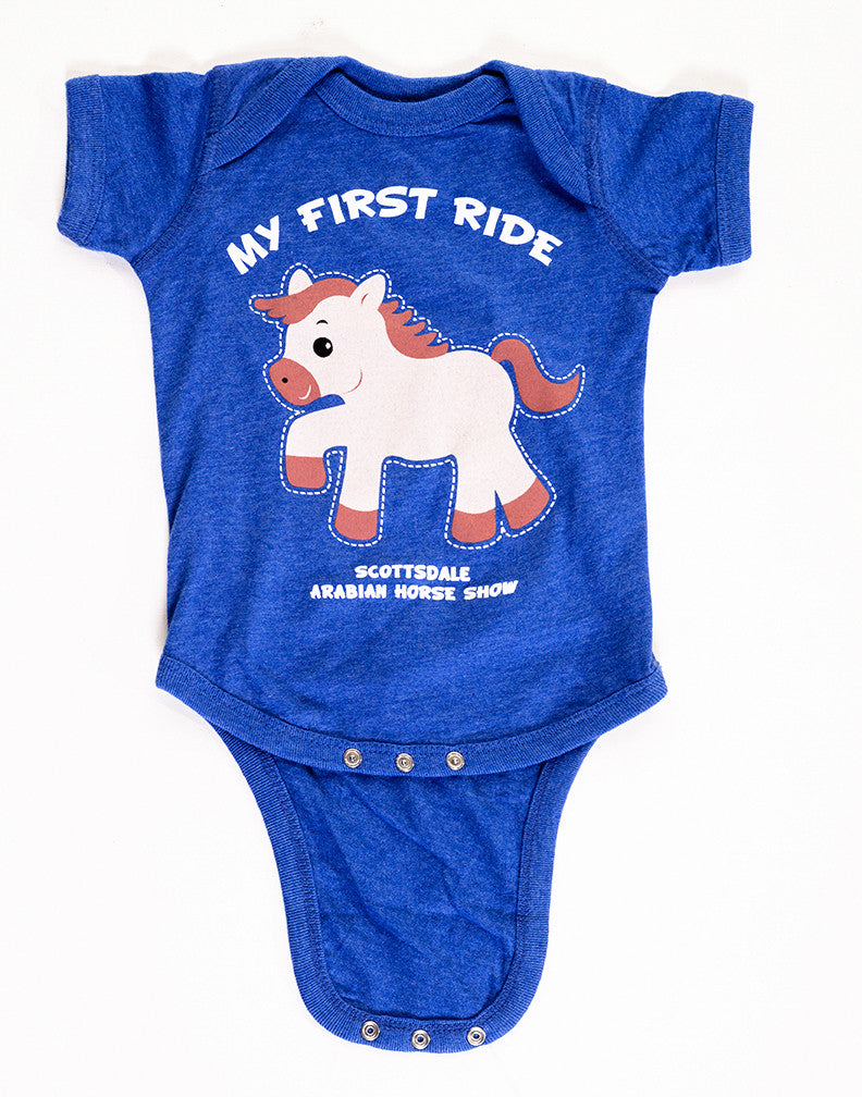 Youth First Ride Onesie