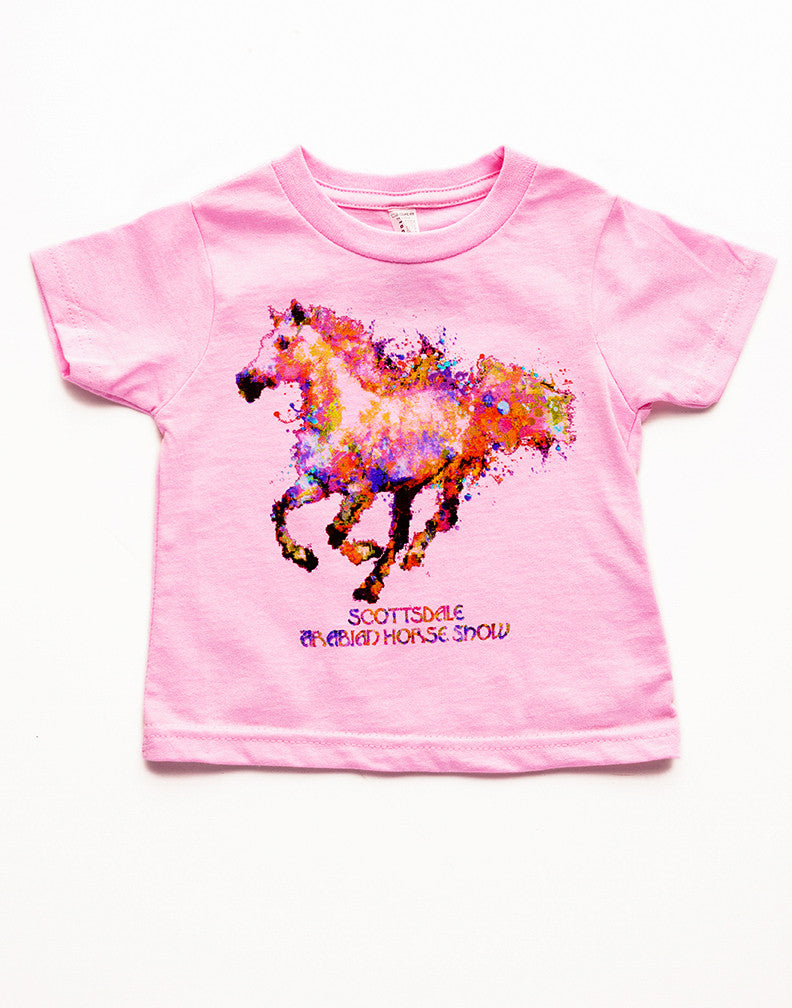 Youth Toddler Paint Tee