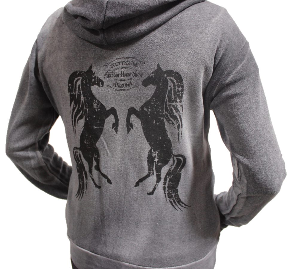 Angel Wings Full Zip Hoodie