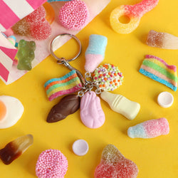 Sweet Pick n Mix Keyring