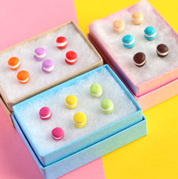 Mix and Match Macaron Earring Boxes