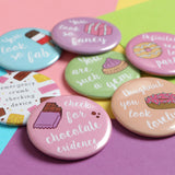 Odds and Sorts Sweet Illustrated Pocket Mirrors
