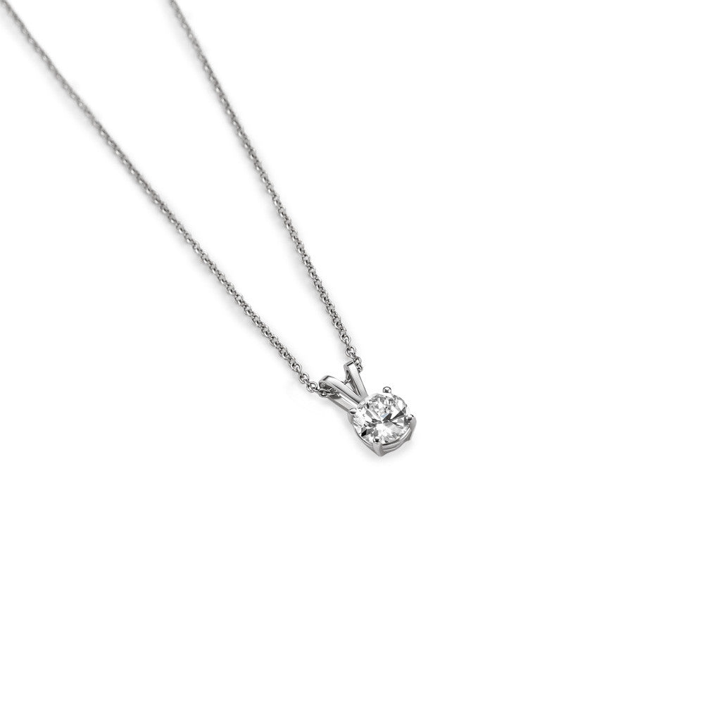 tiny necklace cz gold il listing diamond solitare zoom solitaire fullxfull