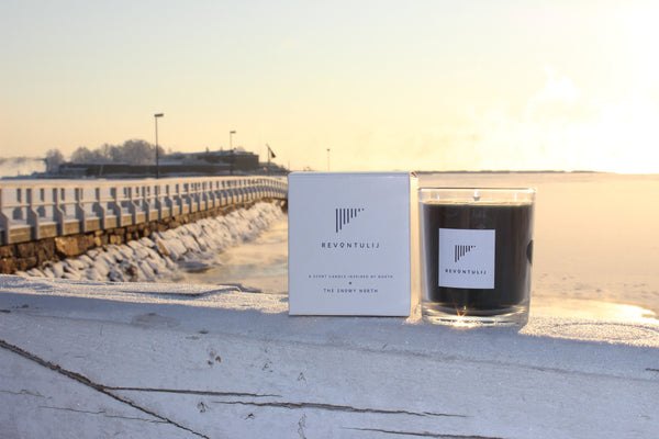 SNOWY NORTH - A SCENT CANDLE INSPIRED BY NORTH