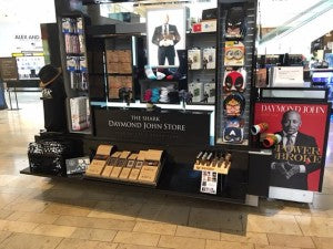Daymond John Pop Up Shop