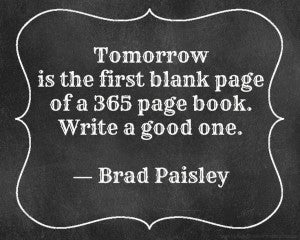 2016- Here we come!