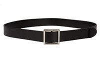 Adult/Teen Leather Belt- 2 Colors