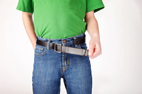 Buckle-less Belt