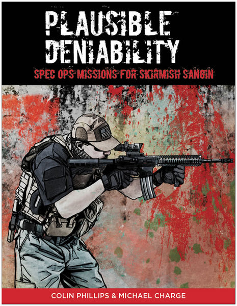 Plausible Deniability - Additional Rules for Skirmish Sangin