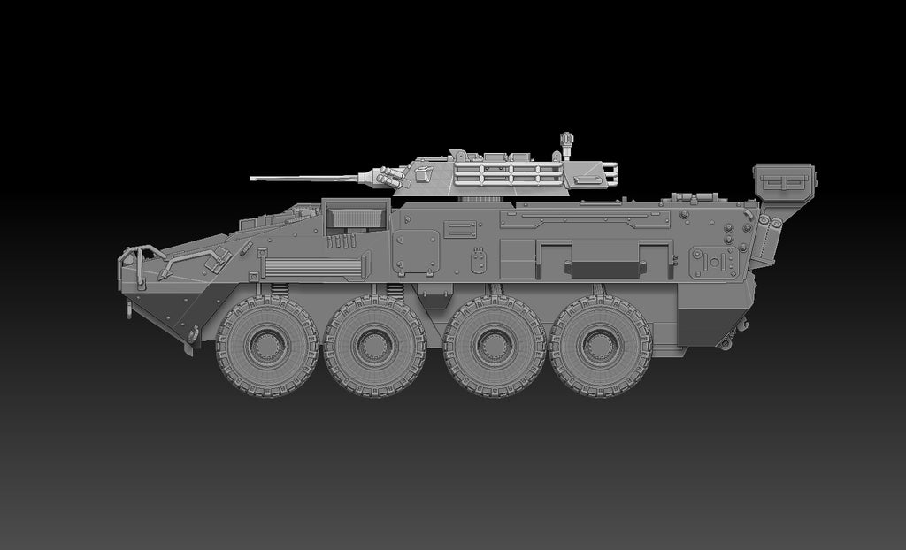 ISAF Canadian LAV-III *PRE-ORDER ONLY*