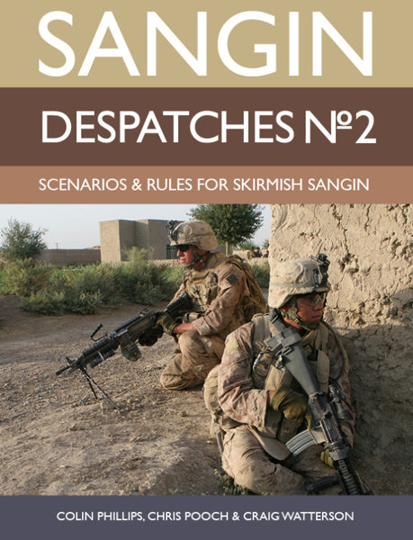 Despatches 2 - Additional Rules for Skirmish Sangin