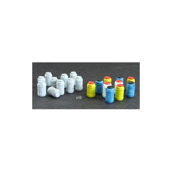 Large Chemical Containers (28mm)