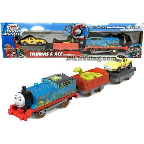 NEW Thomas & Friends 2018 Trackmaster Big World Big Adventure ACE Flatbed Wagon