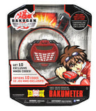NEW BAKUGAN Gundalian Invaders BAKUMETER Calculator Watch + Ability Card RARE