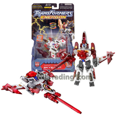 "Year 2003 Transformers Energon Series Omnicon Class 4"" Figure - Autobot SKYBLAST"