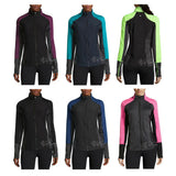 NWT XERSION Stylist Track Gym/Running Active Light Jacket Petite Slim Fit $50