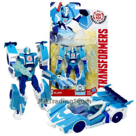 "Year 2016 Transformer RID Combiner Force Warriors 5-1/2"" Figure with Blaster"