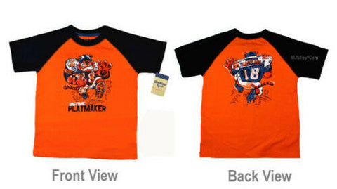 NWT Oshkosh B'Gosh BigTime Playmaker Football T-Shirt 5