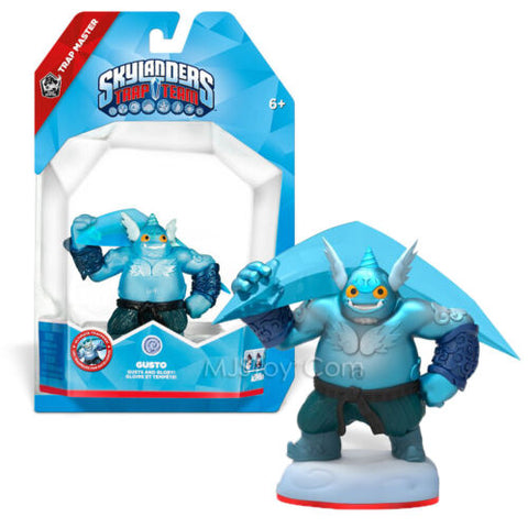 NEW HOT Skylanders Trap Team Master GUSTO Action Figure Air Element RARE