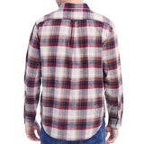 NWT Eddie Bauer Bristol Men's Soft Plaid Flannel Long Sleeve Shirt Size S-XL