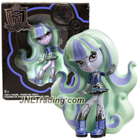"NEW 2014 Mattel Monster High Vinyl Series 4"" Tall Doll Figure TWYLA"