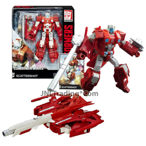"Year 2015 Hasbro Transformers Generations Combiner Wars 7"" Figure SCATTERSHOT"