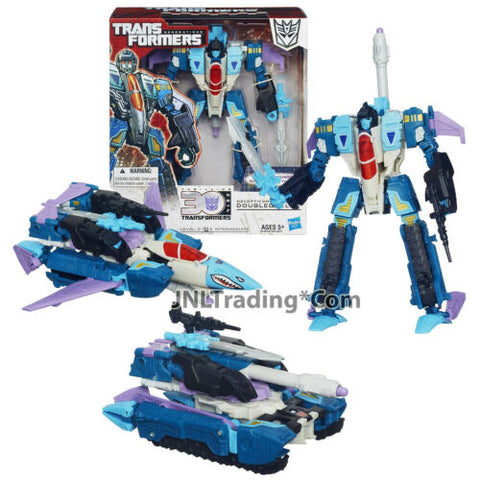 "Year 2013 Hasbro Transformers Generations Thrilling 30 Voyager 7"" DOUBLEDEALER"