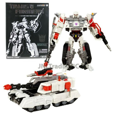 "Year 2008 Transformers Universe Special Edition Deluxe Class 6"" MEGATRON"