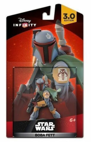 NEW Disney Infinity 3.0 Edition: Star Wars BOBA FETT Single Action Figure