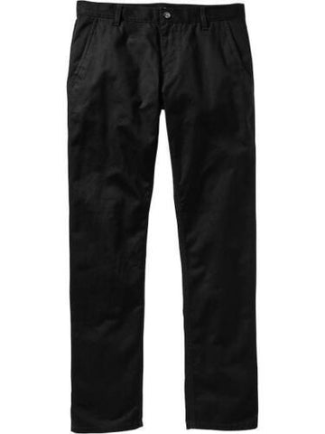 NWT Old Navy Men's Slim-Fit Style Black Khakis Pants Flat Front Pant