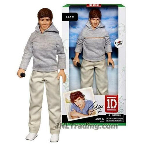 "NEW One Direction 1D Group 2012 Music Video Collection 12"" Tall Doll LIAM Figure"