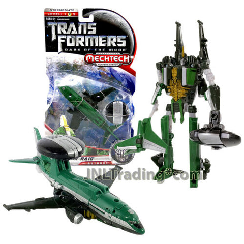 "Year 2011 Transformers Dark of the Moon Deluxe Class 6"" Figure Autobot AIR RAID"