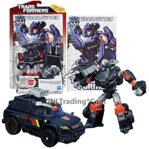"Year 2012 Transformers Generations Thrilling 30 Deluxe Class 6"" TRAILCUTTER"
