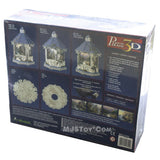NEW Puzz 3D THOMAS KINKADE Painter of Light The GAZEBO Lights up! Wrebbit 231Pcs