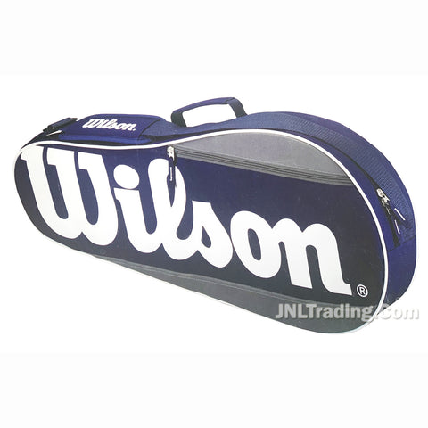 "WILSON Tennis Rackets Equipment Bag 28x12x3.5"" W/ Adjustable Shoulder Strap"