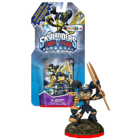 Skylanders Trap Team Legendary Deja Vu Action Figure Magic Element