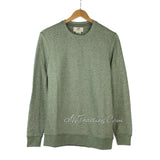 BT Supply Co. Men's Clothing Apparel Solid Color Crew Neck Pullover in M/2XL