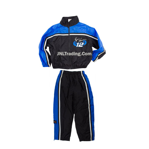 Chase Authentic Boys Sport Jacket Pants Outfit Ryan Newman NASCAR Car Race
