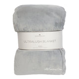 Berkshire Life Ultralush Velvety Soft Plush Warmest Blanket (Queen/King)