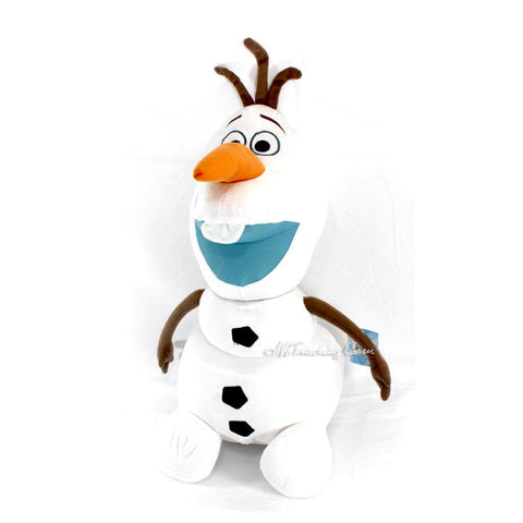 "Disney Year 2014 Jumbo Disney Frozen Series 20"" Jumbo Plush Figure - OLAF the Snowman"