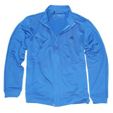 Adidas Golf Men's Full Zip Athletic Tricot Jacket