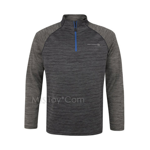 Free Country MEN'S SPORT-TEK KNIT SHIRT Microtech Breathable Active Pullover