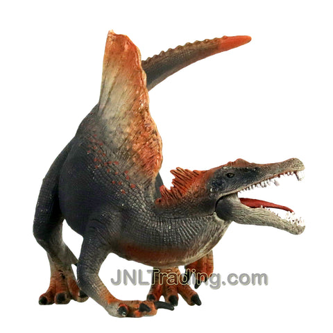 Schleich Dinosaurs Series 7 Inch Long Dinosaur Figure - Meat Eater SPINOSAURUS with Open Jaw Feature
