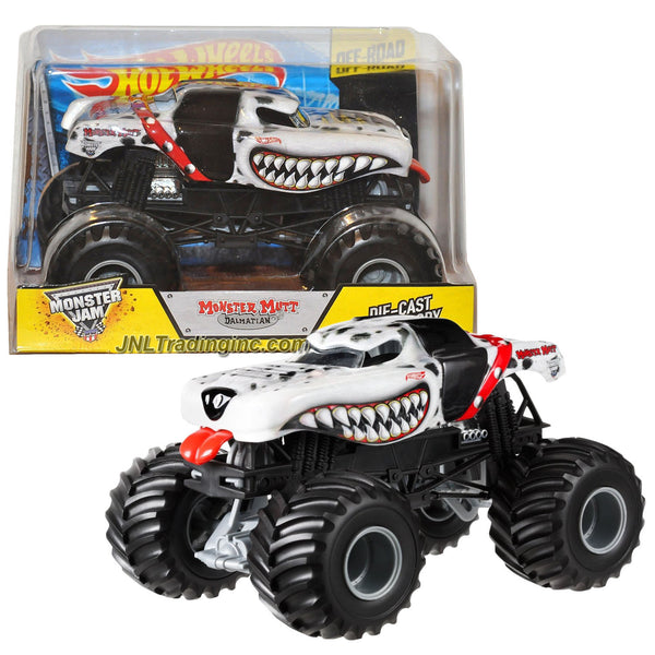 Monster Jam 1 24 Scale Die Cast Metal Body Monster Truck